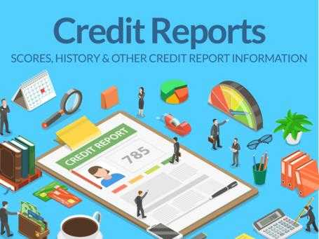 Positive Credit Bureau information is a must